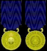 Medaglie d'oro al Valor Militare